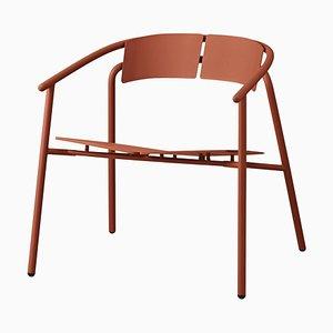 Ginger Bread Minimalist Lounge Chair