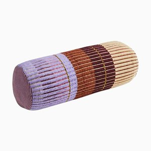 Chumbes Cylinder Cushion by Mae Engelgeer