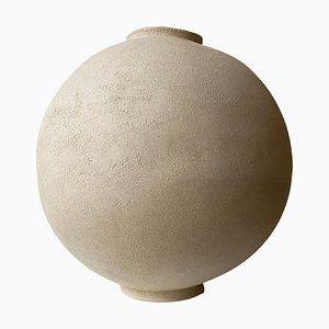 Sandstone Moon Jar von Laura Pasquino