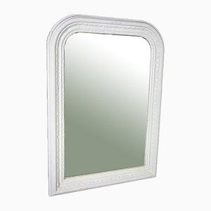 Brocante Spiegel im Biedermeier Stil