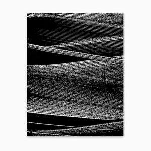 Futurism 02, Abstraktes Gemälde, 2020