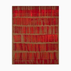 Peinture Abstraite In a Heartbeat, 2020