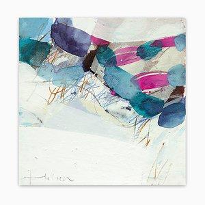 Peinture Color Spots VII, Expressionnisme Abstrait, 2014