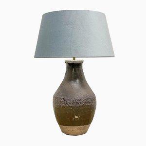 Pot Made Into a Lamp