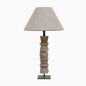 Dekorative Ziegel Lampe