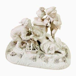 Sculpture en Porcelaine par Capodimonte