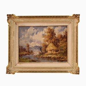 Peinture de Paysage, France