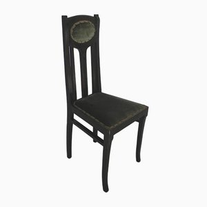 Turn of the Century Chair in the Style of Mackintosh