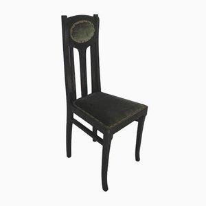 Turn of the Century Stuhl im Stil von Mackintosh