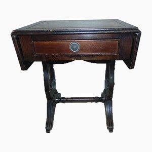 Table Pliante Art Déco d'Avant-Guerre