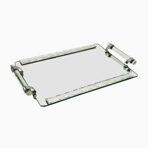 Art Deco Bauhaus Mirror Tray