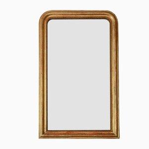 Großer vergoldeter Kamin- oder Wandspiegel, 19. Jh