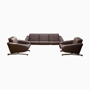Astro Sofa und Sessel von Innovation, 3er Set