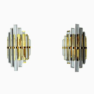 Sconces from Venini, Italy, 1970, Set of 2