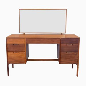 Afromosia Dressing Table or Desk by Richard Hornby, 1960s