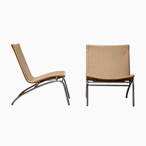 Lounge Chair from Kebe, Set of 2