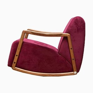 Leila Glider Rocking Chair from Bienal Home