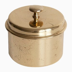 Brass Jar by Hans-Agne Jakobsson for Hans-Agne Jakobsson Ab Markaryd