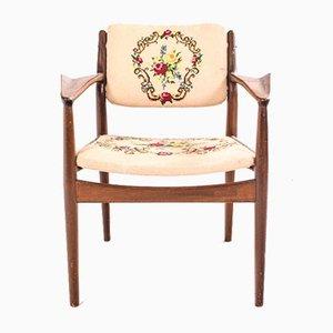 Mid-Century Danish Teak Desk Chair, 1960s