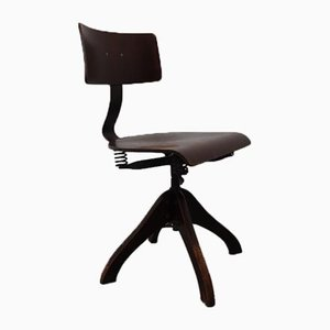Office Chair by M. Klober for Polstergleich, 1930s