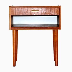 Teak Bedside Table, 1960