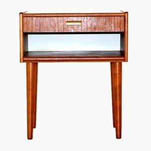 Teak Nachttisch, 1960