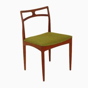 Teak Model 94 Chairs by Johannes Andersen for Christian Linneberg, Denmark, 1960, Set of 6
