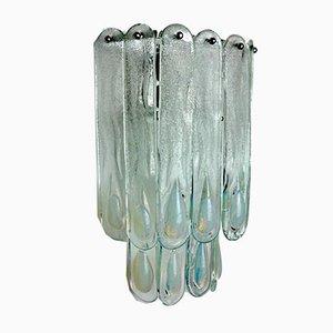 Murano Wall Lamp by Carlo Nason for Mazzega, 1960