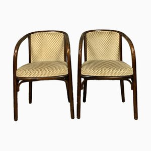 Bentwood Chairs by Baumann France, Set of 2