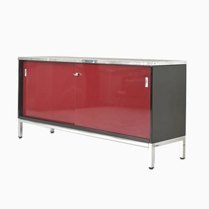 Sideboard with Sliding Doors from from Mauser Werke Waldeck, Germany, 1955