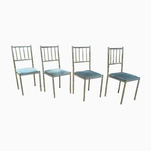 Chairs, Italy, 1970s, Set of 4