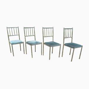 Stühle, Italien, 1970er, 4er Set