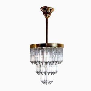 Deckenlampe von Paolo Venini für Venini, 1970