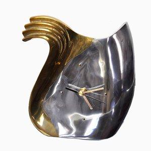 Brutalistische Uhr von Art3, Spanien, 1970er
