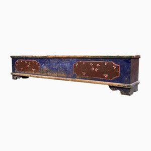 Large Bench or Chest, Late 19th Century