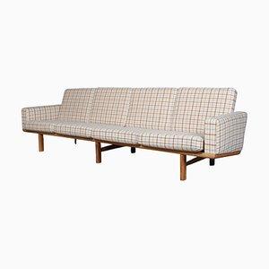 Model 236/4 4-Seat Sofa by Hans J. Wegner for Getama