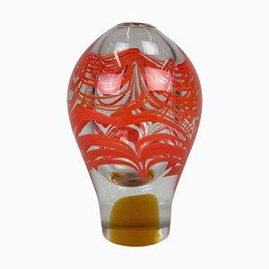 Art Glass Vase by Ivo Rozsypal, Czechoslovakia, 1970s