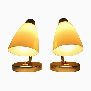 Art-Deco Table Lamps from Napako, 1930s, Set of 2