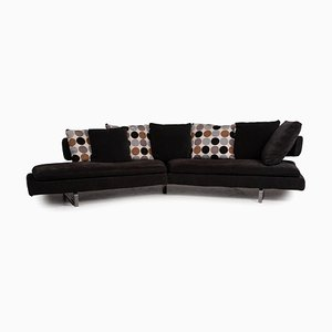 Arne Corner Sofa in Gray Fabric by Antonio Citterio for B&B Italia / C&B Italia