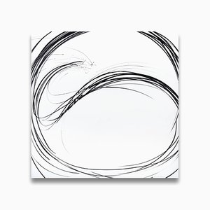 Maelstrom serie 68, disegno astratto, 2015