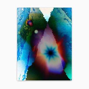 Sun Mountain Wild Vision, Abstrakte Fotografie, 2020