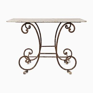 19th Century French Butcher's Table