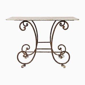 Tavolo da macellaio, Francia, XIX secolo