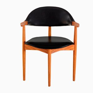 Cowhorn Armchair by H. Vestervig Eriksen for Tromborg