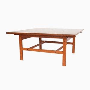Table Basse par Hans J. Wegner pour Andreas Tuck