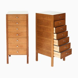 Model HE-153 Chest by Hans Eichenberger, Set of 2