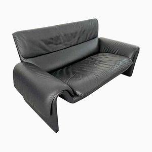 Vintage DS 2011 Leather Sofa from De Sede, 1980s, Switzerland