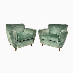 Sofa und Sessel, 1950er, 2er Set