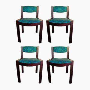 Series 300 Chairs by Joe Colombo for Pozzi, 1965, Set of 4
