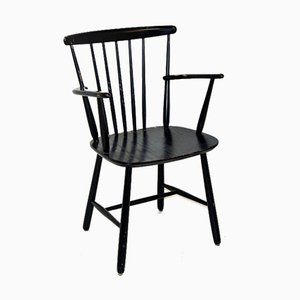 Pinnstolar Chair from Billund Møbelfabrik, Denmark, 1960s